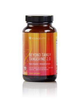 BTT 2.0 Tablets - 120 Tablets - Beyond Tangy Tangerine