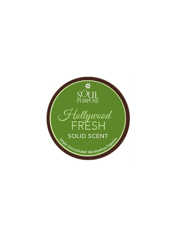 Hollywood Fresh Solid Scent - 1/2 oz