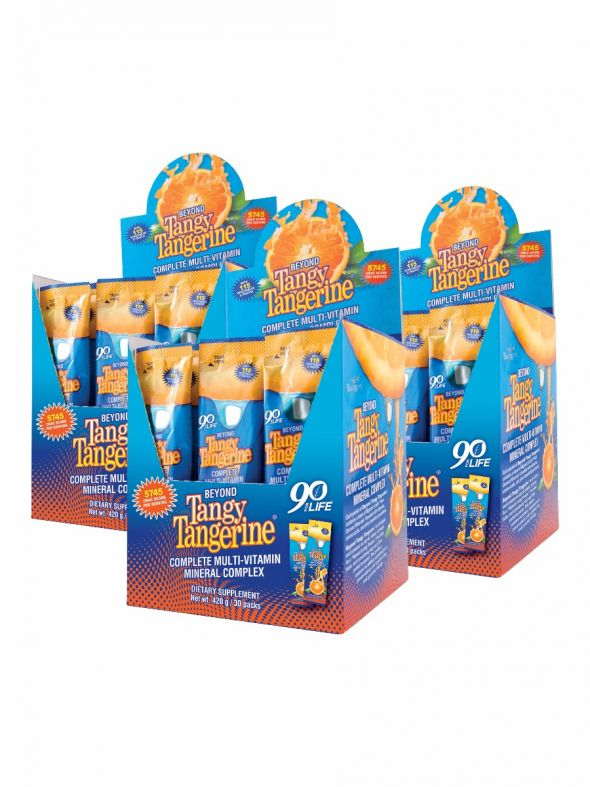 Beyond Tangy Tangerine&Reg; - 30 Ct Box (3 Pack)