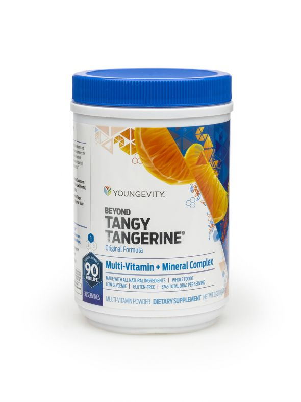 Beyond Tangy Tangerine® 420 G Canister