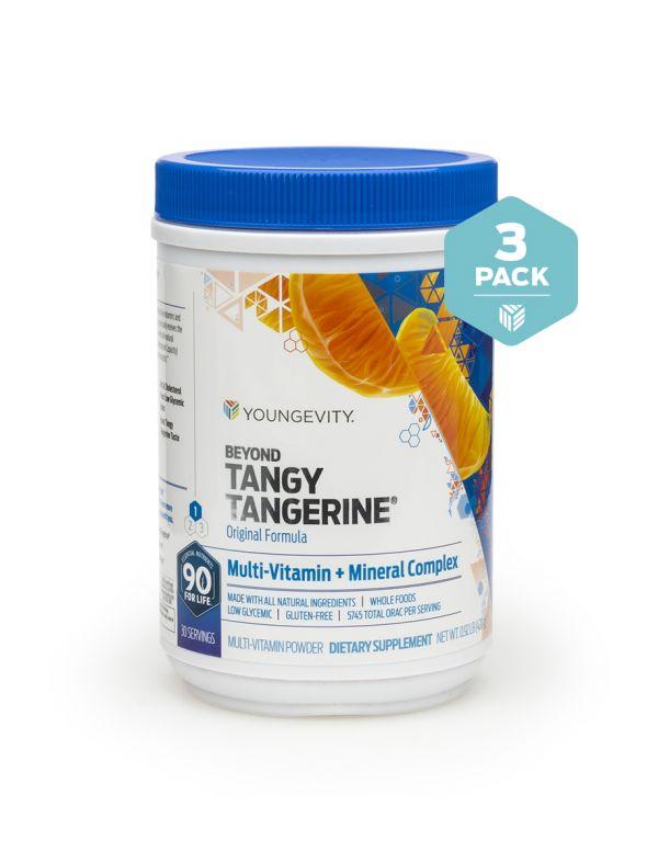 Beyond Tangy Tangerine® -  T.V. (3 Pack)